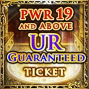 19-PWR & Up UR Ticket
