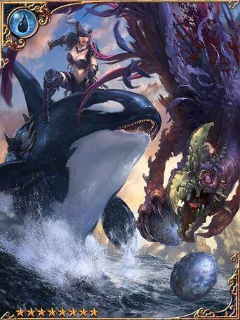 (Ocean Vengeance) Raptor Hunter Laz