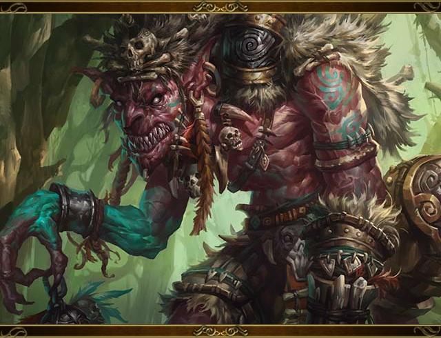 End Boss Greedy Goblin King