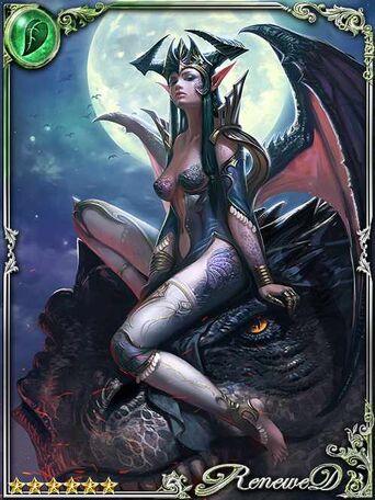 (Secured) Leolina, Dragon Mystic