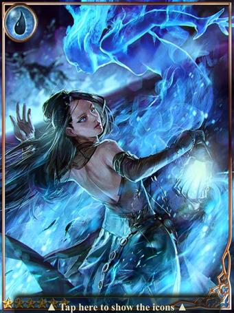 (Spirit) Nanael, Life Flame Bearer