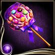 Purple Candy Apple EX