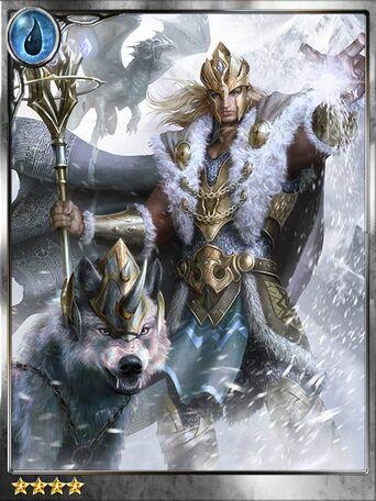 (Honor) Snowstorm Magic Warrior