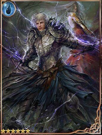 (Just) Gallahan, Royal Mercenary