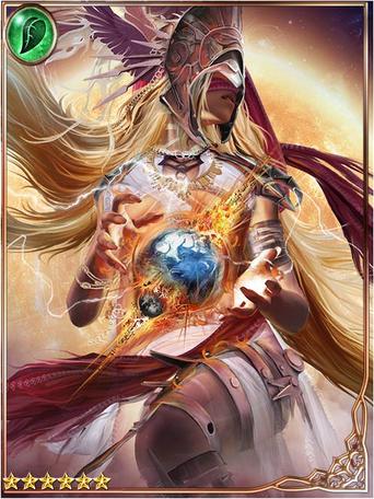 (Amity) Entellous, Creation Goddess