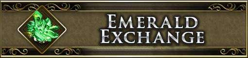 Emerald Exchange Banner
