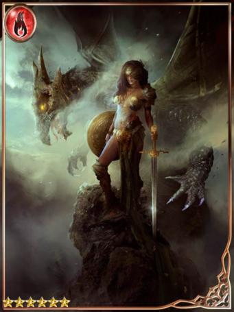 (Surrogate) Birgitta, Dragon Matron