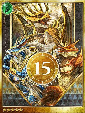 (Tier 15) Legendary Dragon Kings