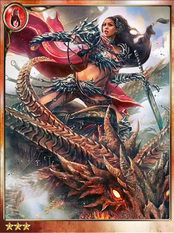 Radna of the Dragon Riders