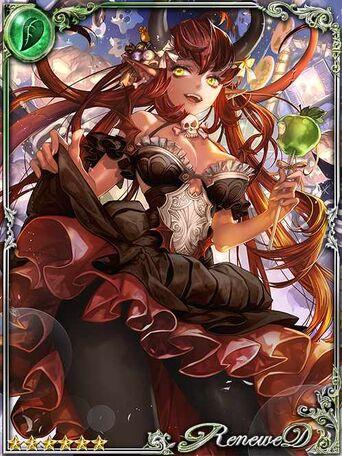 (T) Garnia, Lovely Ogress