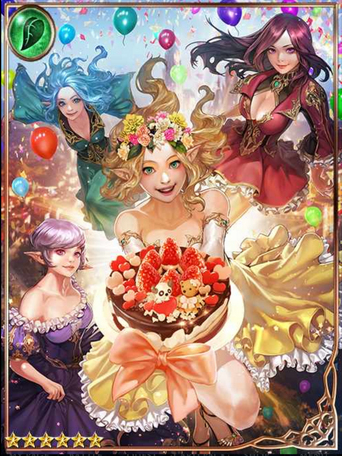 (Treat) Loving Dream Princesses