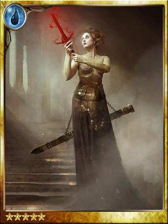 Almaria, Blood Alchemist