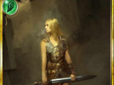 Warrior Queen Amanda