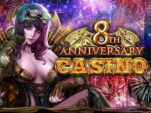 8th Anniversary Casino