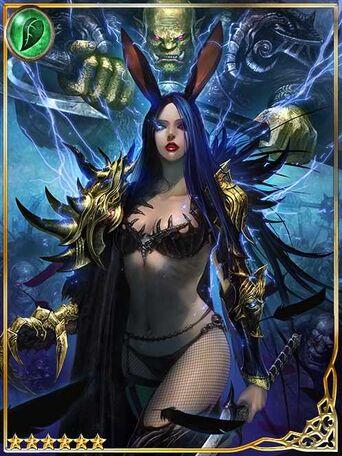 (Lureshell) Barbara, Easter Empress