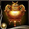Yellow Incense Burner