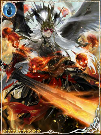 (Bedeviling Fire) Xaphan the Clever