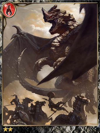 (Granite) Stone Dragon of the Dunes