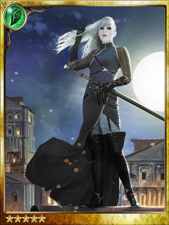 Belinda, Elegant Fencer