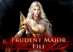 Prudent Major Fili Quest