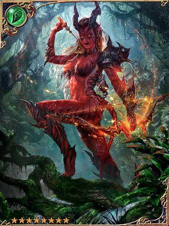 (Furious Spirit) Red Shadow Belleza