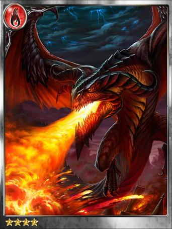 (Ignited) Flare Wyvern