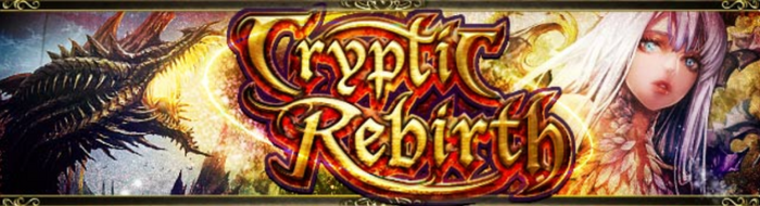 Cryptic Rebirth 2