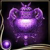Purple Incense Burner