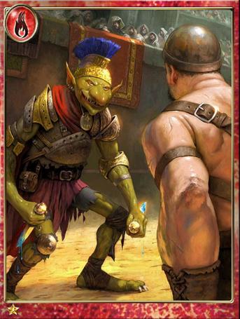 Death-defying Goblin