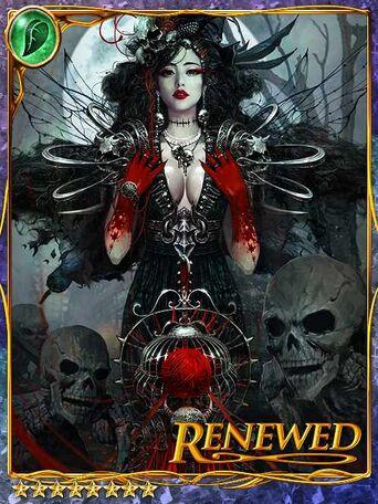 (Luna Nemus) Fated Blood Bonds Ines