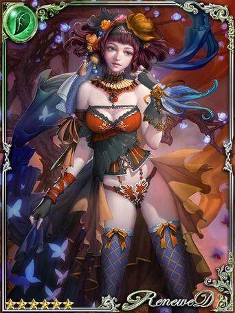 (T) Hallow's Eve Bride Nathalia