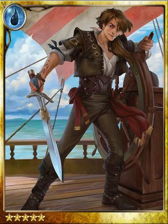 Hawkins, Treasure Island Seeker