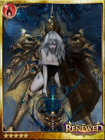 (Gold Art) Enamored Rozelia O'Lia