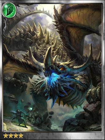 (Iceburn) Despotic Dragon Balmarth