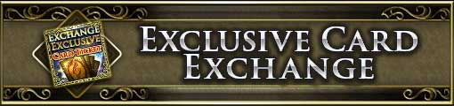 Exclusive Card Exchange Banner