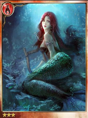 Immortal Mermaid Miroslava