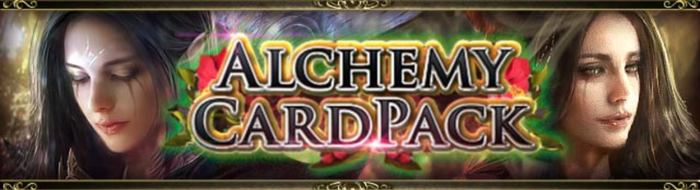 Alchemy Card Pack 4