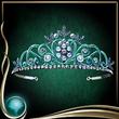 Turquoise Tiara
