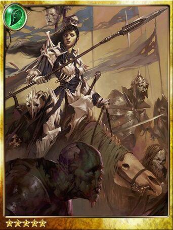 Hydarnes, Undead General