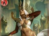 (Gilded) Sharifa, Auric Queen