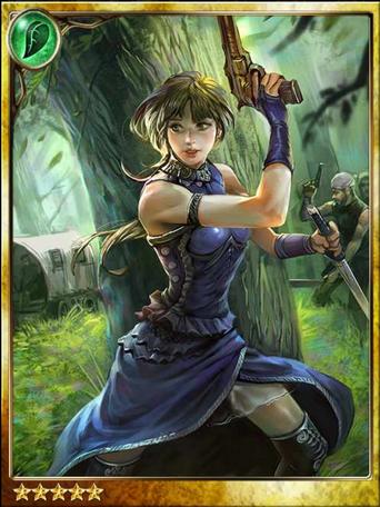 Forest Thief Lavieen