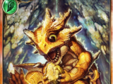 Prosperous Baby Dragon