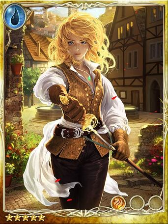 (Ally) Musketeer Hopeful d'Artagnan