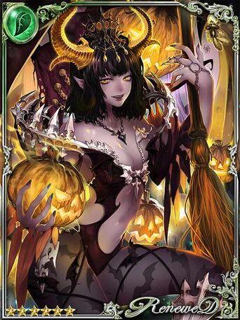 (Madcap) Hel, Jack-o'-Lantern Queen