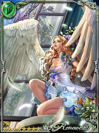 (Open Wings) Arael, Grounded Angel