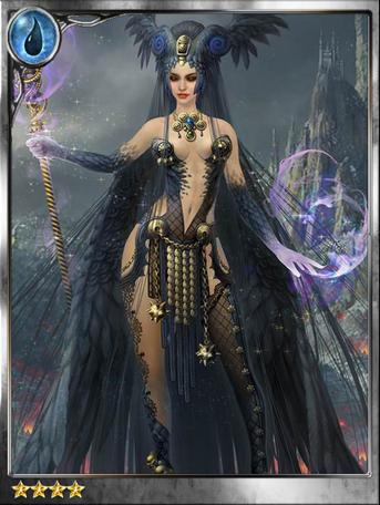 (Wicked Fall) Shrine Maiden Naina