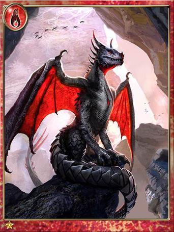 Sullen Vampire Dragon