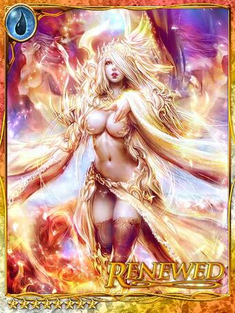 (Ignited Heart) Soulflame-clad Tina