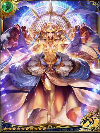 (Zenith Order) Rising Sun Amaterasu