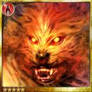 Flaming Werewolf thumb
